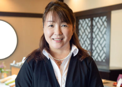 坂田美恵さん